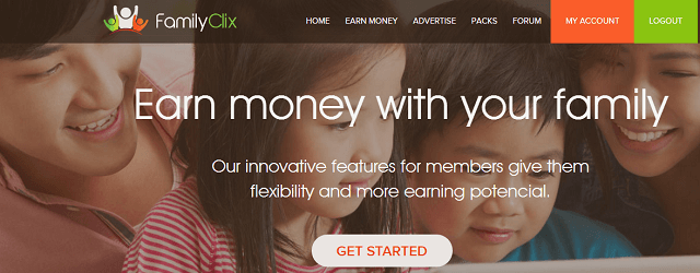 What is FamilyClix, FamilyClix Scam or Legit,FamilyClix Review
