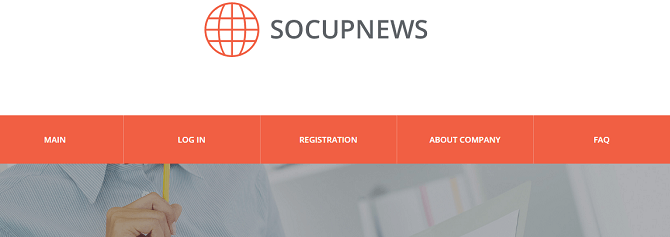 What is Socupnews.com, Is Socupnews a Scam or Legit, Socupnews real or fake, Socupnews reviews