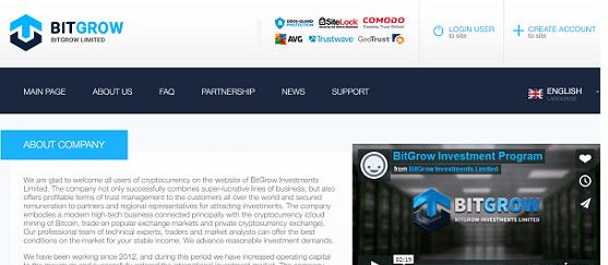 What is Bitgrow.biz, Is Bitgrow Scam or Legit, Bitgrow Real or Fake, Bitgrow Review, Bitrow