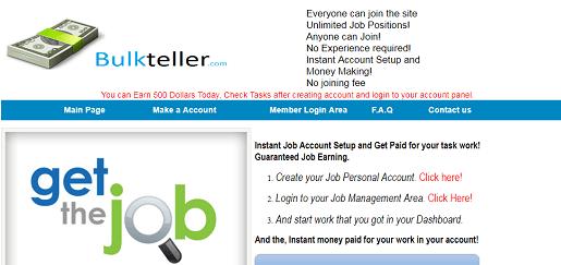What is Bulkteller.com Is Bulkteller Scam or Legit Is Bulkteller Real or Fake Bulkteller Review Bulkteller