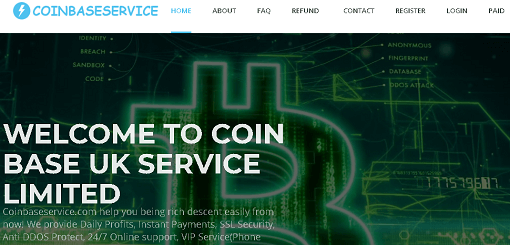 What is Coinbaseservice.com, Is Coinbaseservice Scam or Legit, Is Coinbaseservice Real or Fake, Coinbaseservice Review, Coinbaseservice