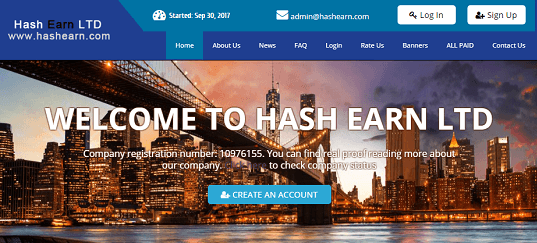 What is Hashearn.com Is Hashearn Scam or Legit Is Hashearn Real or Fake Hashearn Review Hashearn