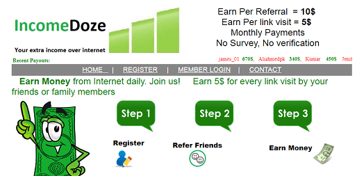 What is Incomedoze.com Is Incomedoze Scam or Legit Is Incomedoze Real or Fake Incomedoze Review Incomedoze