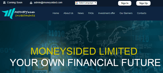 What is Moneysided.com Is Moneysided Scam or Legit Is Moneysided Real or Fake Moneysided Review Moneysided