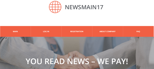 What is Newsmain17.com, Newsmain17 Scam or Legit, Newsmain17 Real or Fake, Newsmain17 Review, Newsmain17