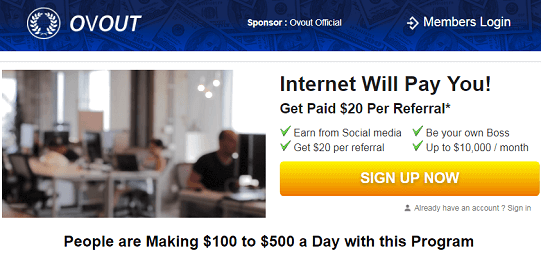 What is Ovout.com Is Ovout Scam or Legit Is Ovout Real or Fake Ovout Review Ovout