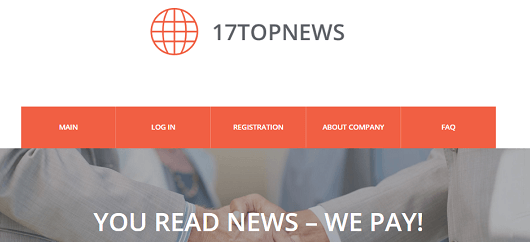 What is 17topnews.com Is 17topnews Scam or Legit Is 17topnews Real or Fake 17topnews Review 17topnews