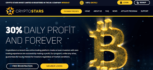 What is Cryptostars.biz Is Cryptostars Scam or Legit Is Cryptostars Real or Fake Cryptostars Review Cryptostars