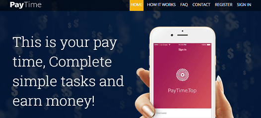 What is Paytime.top Is PaytimeTop Scam or Legit Is PaytimeTop Real or Fake PaytimeTop Review PaytimeTop