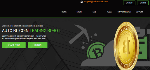 What is Coinsrobot.com Is Coinsrobot Scam or Legit Is Coinsrobot Real or Fake Coinsrobot Review Coinsrobot