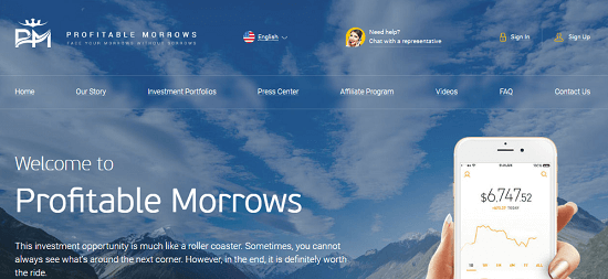 What is ProfitableMorrows.com Is Profitable Morrows Scam or Legit Is Profitable Morrows Real or Fake ProfitableMorrows Review, ProfitableMorrows
