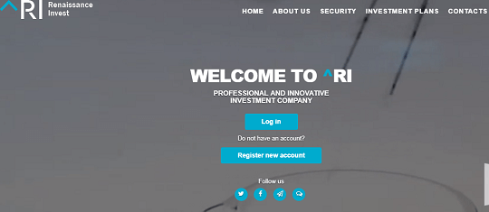 What is Renaissance-investment.com Is Renaissance-investment Scam or Legit Is Renaissance-investment Real or Fake Renaissance-investment Review Renaissance-investment