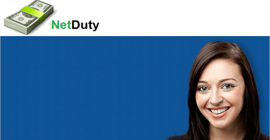 What is Netduty.site Is Netduty Scam or Legit Is Netduty Real or Fake Netduty Review, Netduty