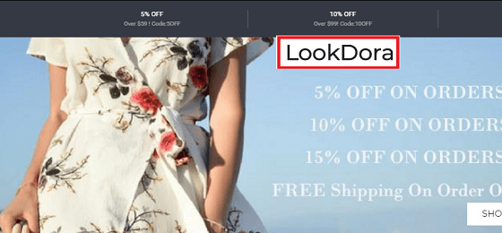 Beware of Lookdora.Com- Lookdora Is a 100% Scam Site!