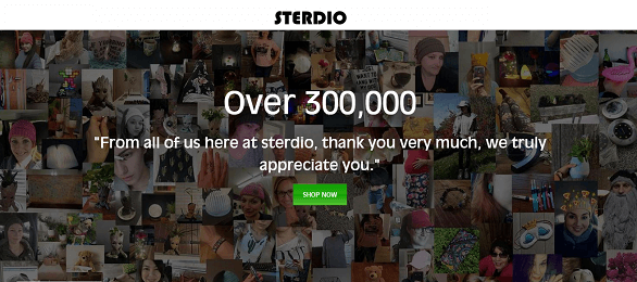 Sterdio Is a Scam Site. Do not fall on heavy discount!!