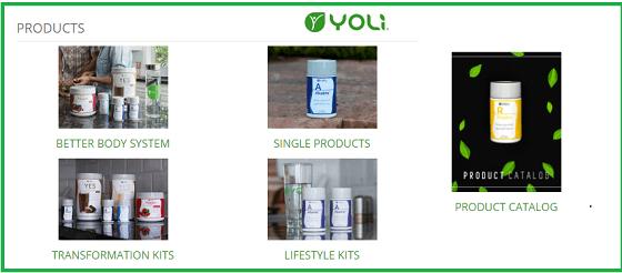yoli product