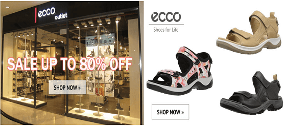 Eccoemall.com is a Fake online shopping store, Stay away from this.