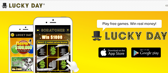 Lucky day App Review – Scam or Legit