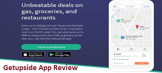 GetUpside app Review Is GetUpside app Scam or Legit