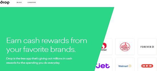 Drop App review Get rewards for small tasks