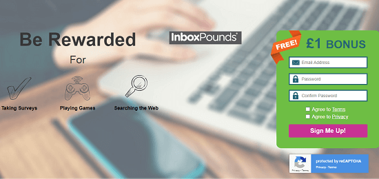 Inboxpounds.co.uk review What is Inboxpounds Is Inboxpounds Scam