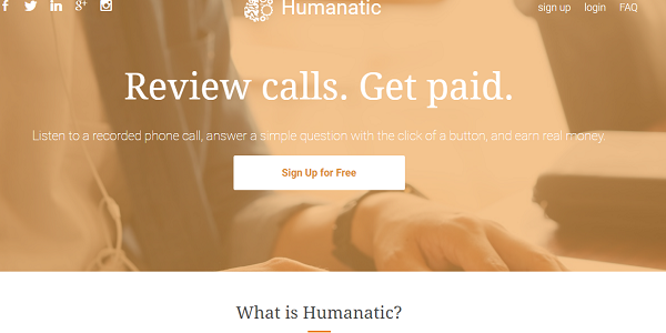 How to earn legit money? Humanatic Review