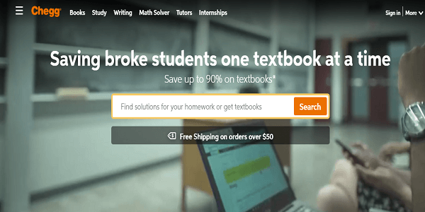 Want tutions and assistance online? Chegg Review