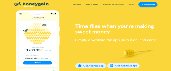 Is Honeygain App a Scam? Honeygain App Review