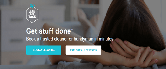 Need assistance in household chore? AskForTask Reviewv