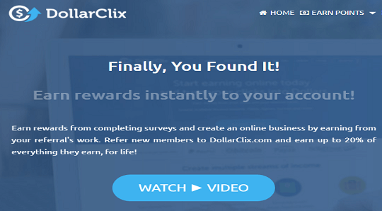 Wish to earn passive income? DollarClix Review