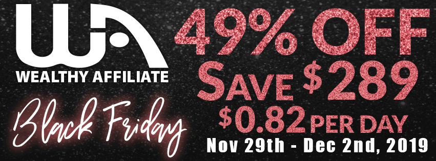 Wealthy-Affiliate-Black-Friday-2019