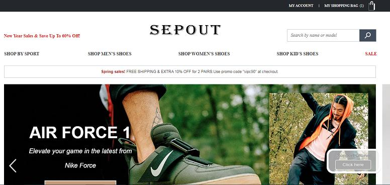 Sepout scam